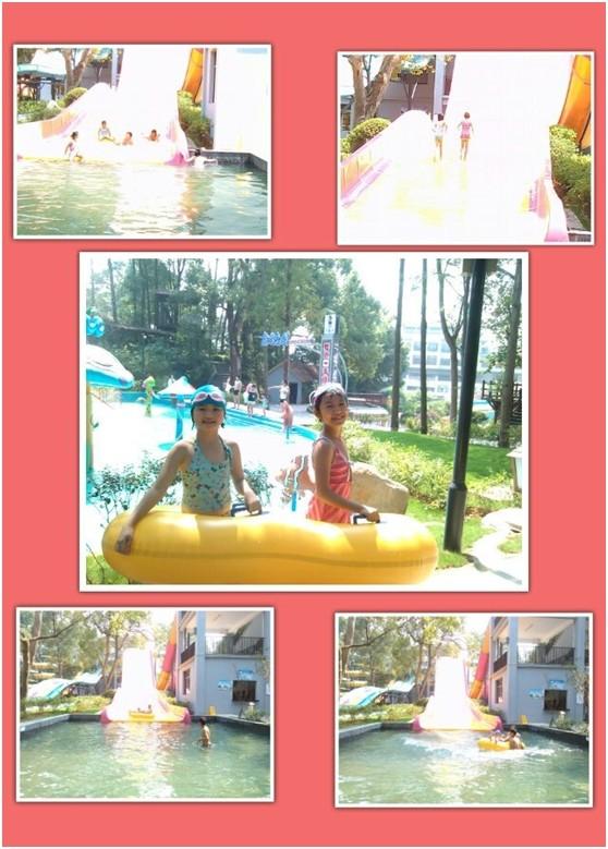 紫龙湾水上乐园怎么样?我们在这儿玩了一日游。